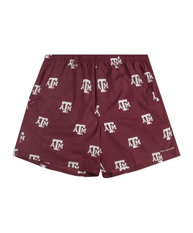 Texas A&M Columbia Backcast Shorts