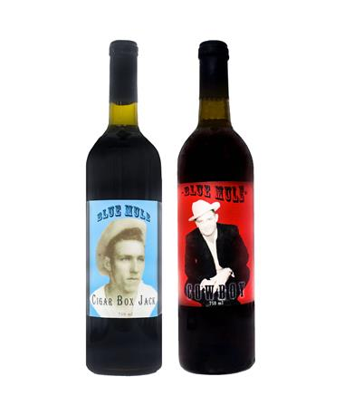 IN STORE PICKUP OR LOCAL DELIVERY ONLY: Blue Mule Red Wine Bundle