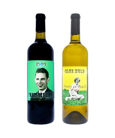 IN STORE PICKUP OR LOCAL DELIVERY ONLY: Blue Mule Wine Bundle