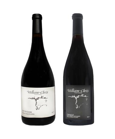 IN STORE PICKUP OR LOCAL DELIVERY ONLY: William Chris Red Wine Bundle
