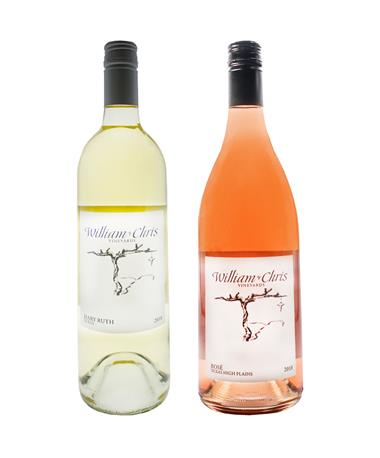 IN STORE PICKUP OR LOCAL DELIVERY ONLY: William Chris White Wine Bundle