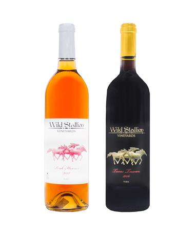 IN STORE PICKUP OR LOCAL DELIVERY ONLY: Wild Stallion Wine Bundle
