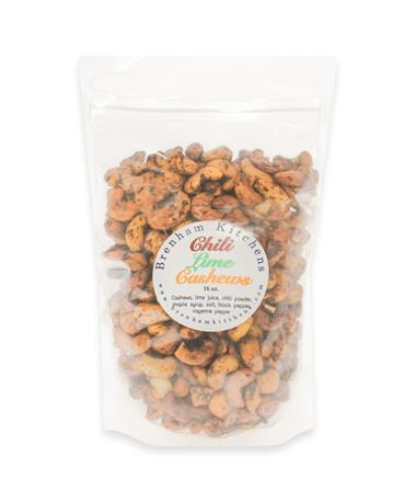 Brenham Kitchens 16oz. Chili Lime Cashews