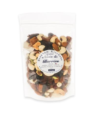 Brenham Kitchens 16oz. Original Nuts & Berries Snack Mix