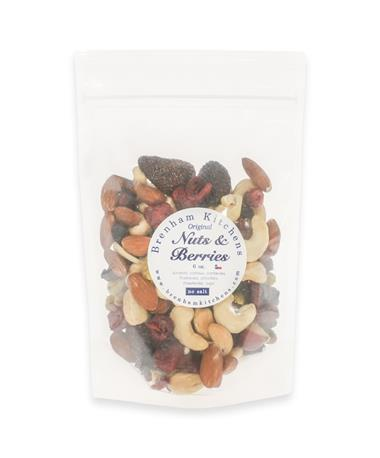 Brenham Kitchens 6oz Original Nuts & Berries Snack Mix