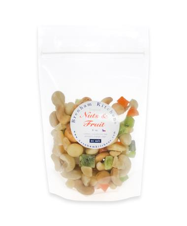 Brenham Kitchens 6oz. Tropical Nuts & Fruit Snack Mix