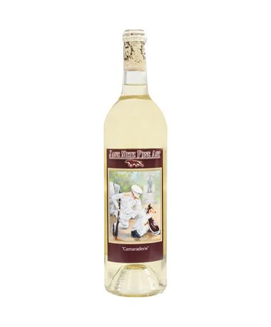 IN STORE PICKUP OR LOCAL DELIVERY ONLY: Jane Metz Fine Arts Camaraderie White Wine