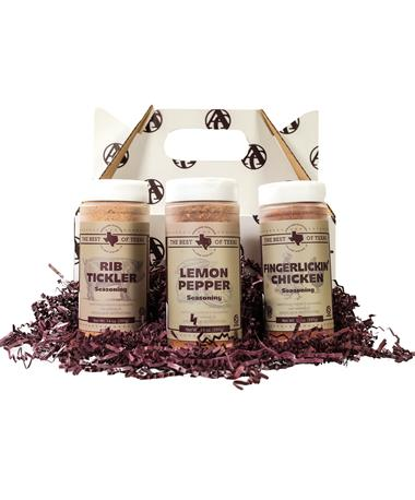 Aggieland Outfitters Seasoning Bundle