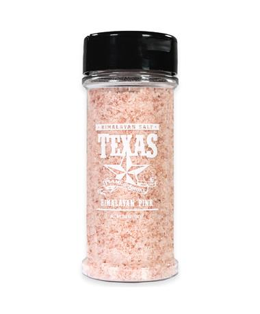 Texas Flame and Smoke Himalayan Pink Sea Salt