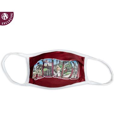 Texas A&M HOWDY Face Mask