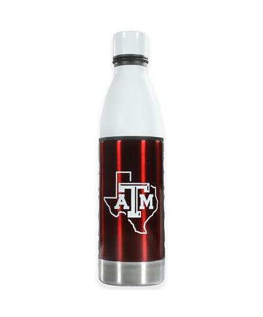 Texas A&M Stainless Steel Universal Bottle