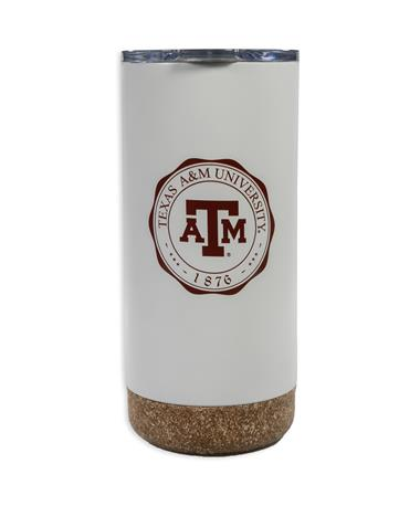 Texas A&M 18oz. Corkster Tumbler