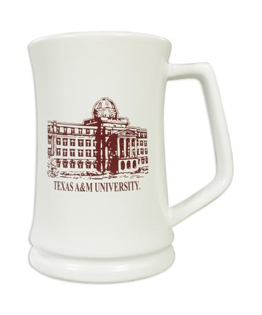 Texas A&M War Hymn Academic Building Mug