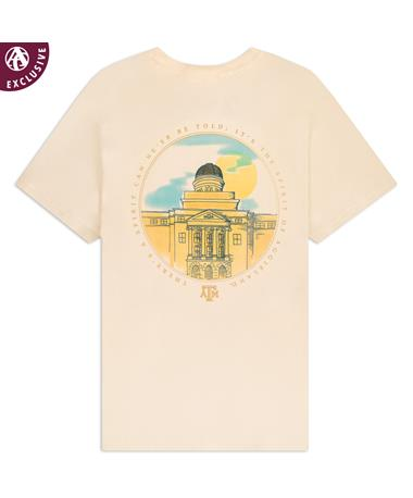 Texas A&M Academic Spirit Circle T-Shirt
