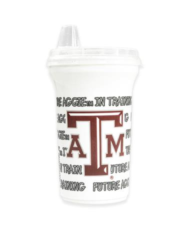 Texas A&M Future Aggie in Training Sippy Cup