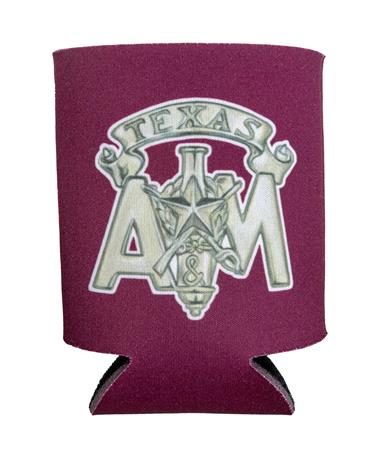 Texas A&M Corps Koozie