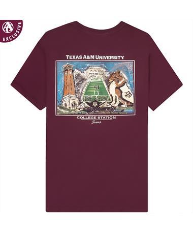 Texas A&M All Aggie T-Shirt