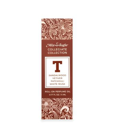 "Texas A&M Mix•o•logie ""T"" Roll-On Perfume"