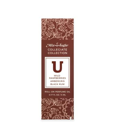 "Texas A&M Mix•o•logie ""U"" Roll-On Perfume"