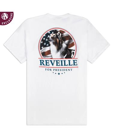 Texas A&M Reveille For President T-Shirt