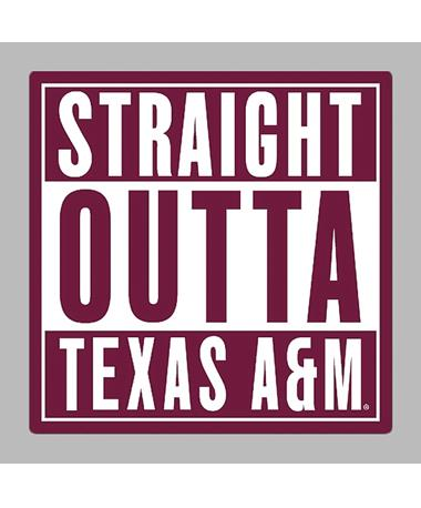 Straight Outta Texas A&M