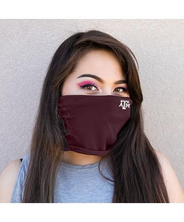 Texas A&M Maroon ATM Gaiter