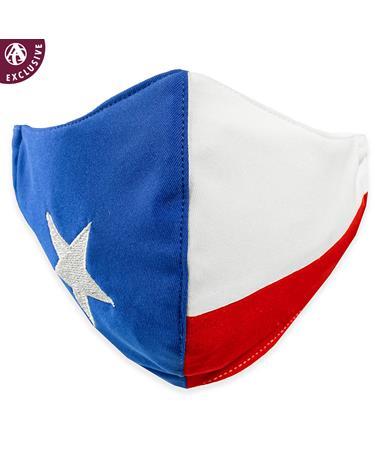 Texas Flag Mask