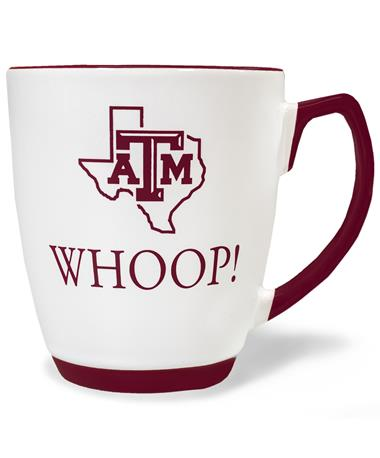 Texas A&M Whoop Ring Mug