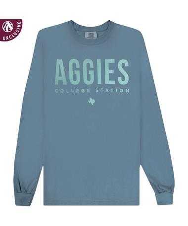 Texas A&M Two Tone Aggies T-Shirt