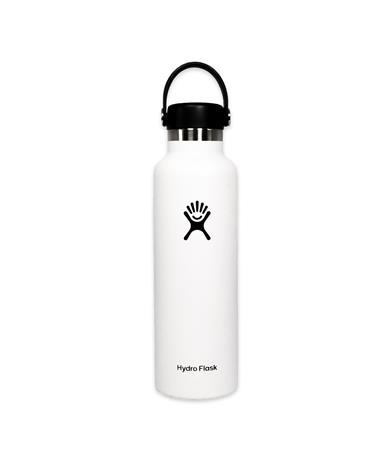 White 24oz. Hydro Flask