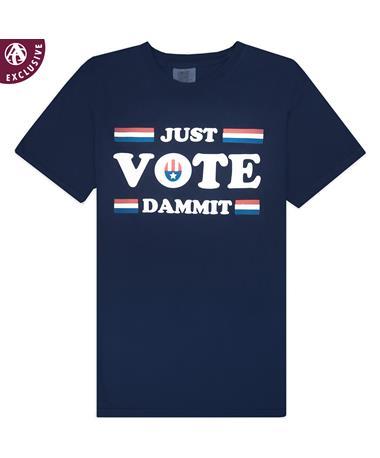 Just Vote Dammit T-Shirt