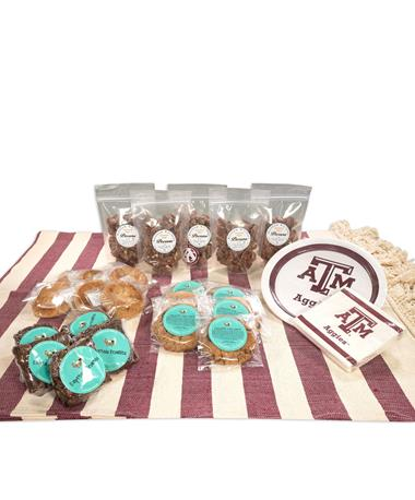 Texas A&M Dessert Tray Party Pack