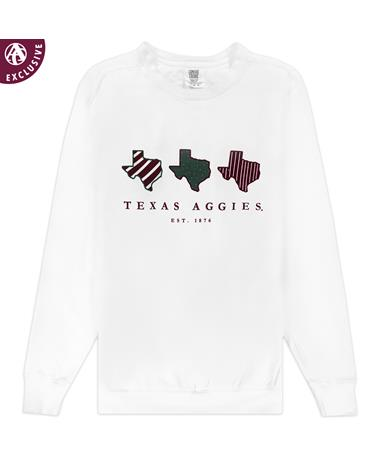Texas A&M Aggies Christmas Texas Sweatshirt