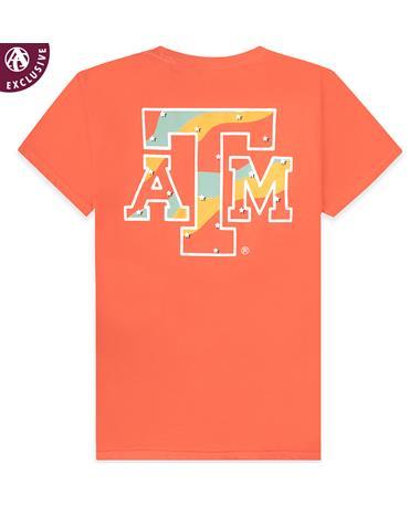 Texas A&M Sunglasses & Stars T-Shirt