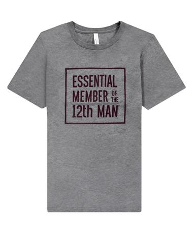 Texas A&M Essential Member T-Shirt