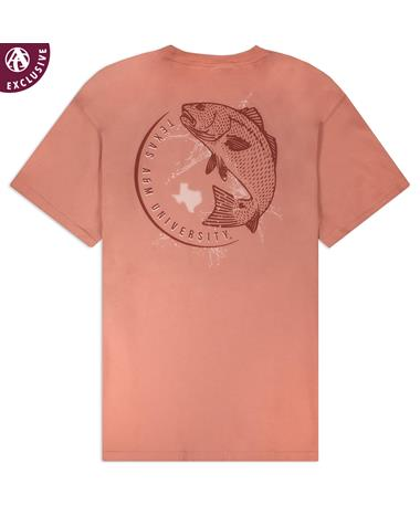 Texas A&M Fish Splash T-Shirt