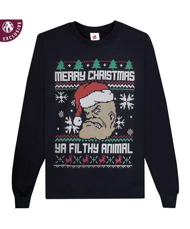 Texas A&M Ya Filthy Animal Sweater