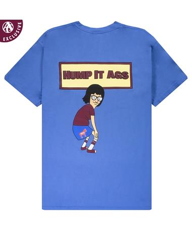 Cartoon Hump it Ags T-Shirt