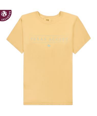 Texas A&M Aggies Simple T-Shirt