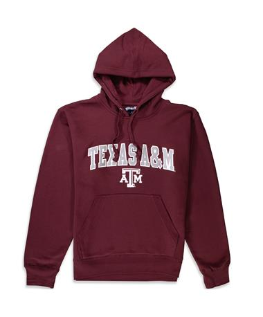 Texas A&M Big Cotton Hoodie