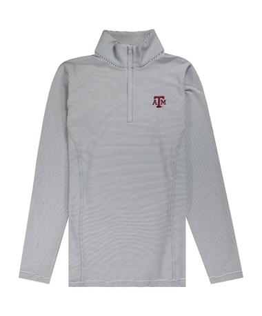 Texas A&M Peter Millar Women's Sophie Stripe Perth Jacket