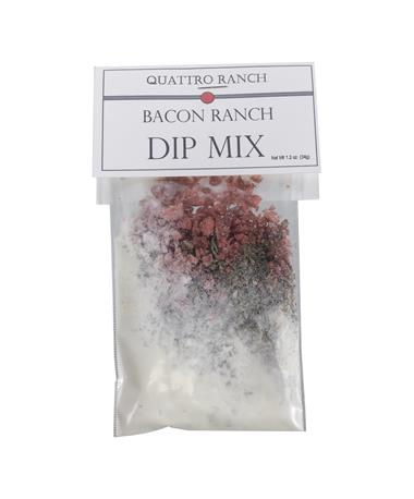Quattro Ranch Bacon Ranch Dip Mix