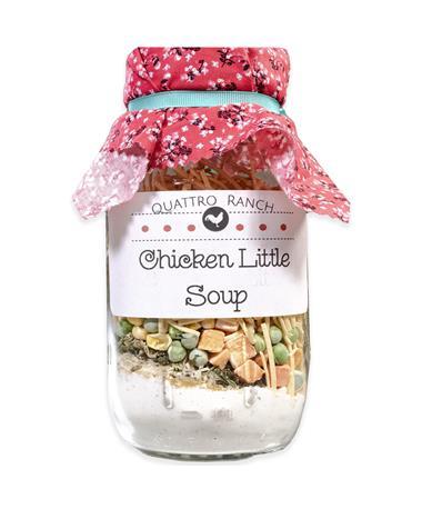 Quattro Ranch Chicken Little Soup