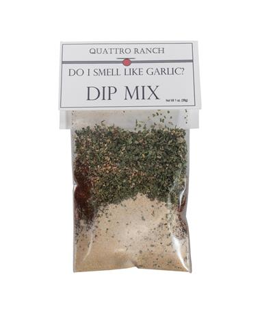 Quattro Ranch Do I Smell Like Garlic? Dip Mix