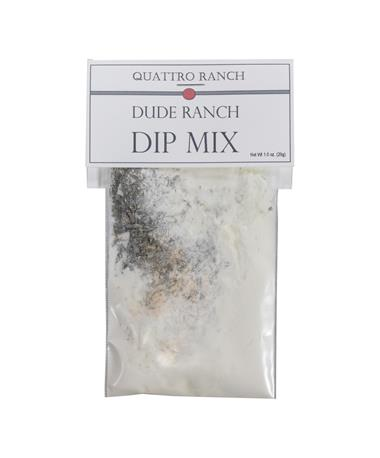Quattro Ranch Dude Ranch Dip Mix
