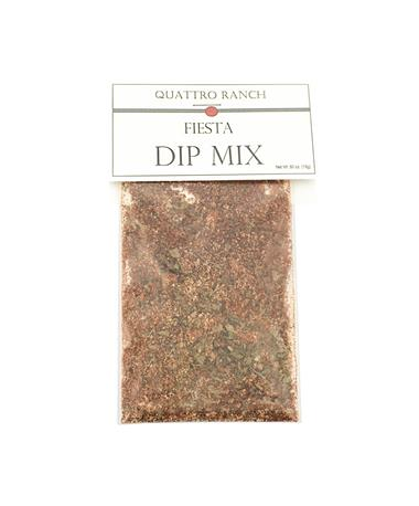 Quattro Ranch Fiesta Dip Mix