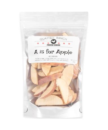 Freeze Dried A is for Apple