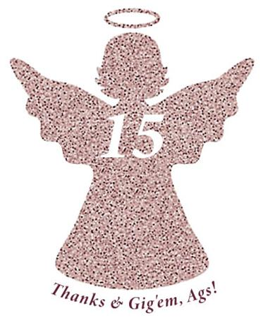 $15 Maroon Angel Donation