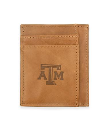 Texas A&M Front Pocket Wallet