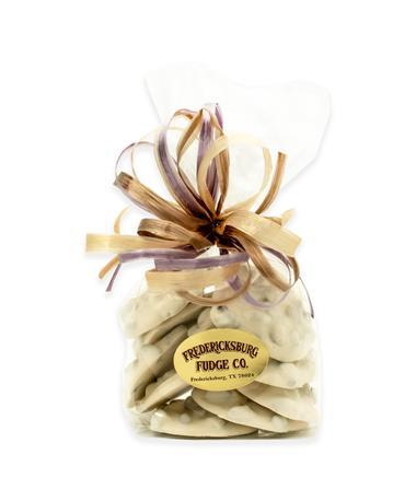 Fredericksburg White Chocolate Pecan Clusters